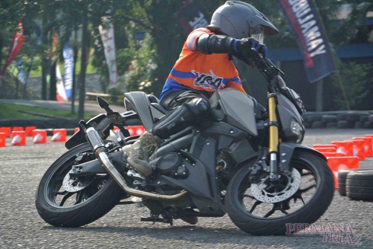 Berguru di Yamaha Riding Academy, Pentingnya Mengasah Skill Berkendara!