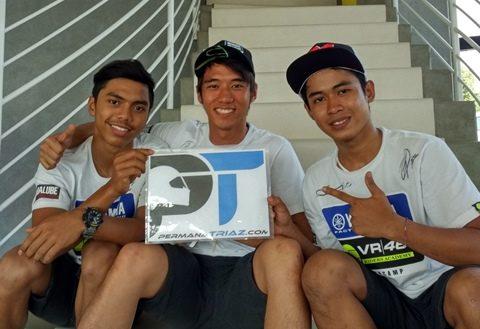 Mengikuti Aktivitas Galang Hendra dan Imanuel Pratna di Hari Terakhir Yamaha VR46 Master Camp