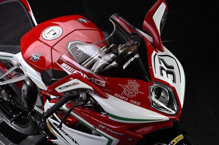 Brembo Perluas Recall Front Brake Master Cylinder Ke Pabrikan MV Agusta
