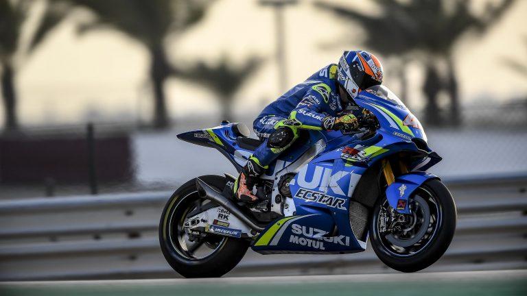 Jadi Rider Termuda di MotoGP, Alex Rins Tampil Cukup Impresif Bersama Suzuki GSX-RR Pada Seri Pembuka!