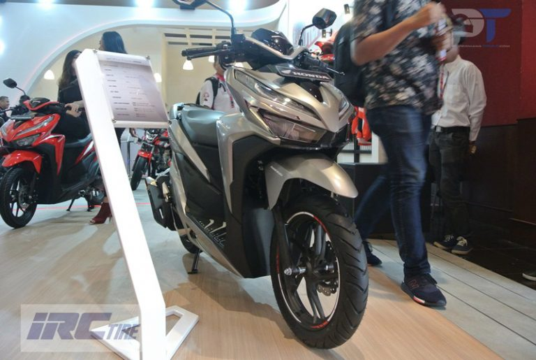 First Impression All New Honda Vario 150 : Tampilan Berubah Total!