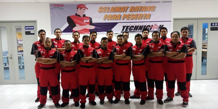 ITGP 2018 Regional Jakarta: 20 Teknisi Yamaha Terbaik Jakarta Adu Skill Guna Meraih 1 Tiket Nasional!