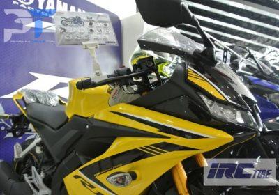 All New Yamaha R15 Warna Kuning