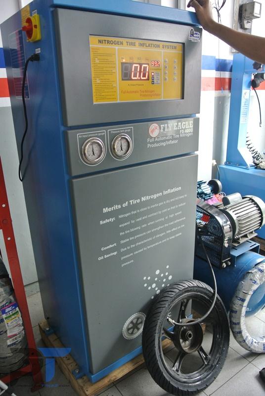 toko ban motor jakarta gratis nitrogen