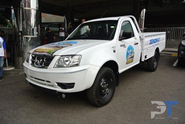 Tata Motors Jelajah Pasar Nusantara 2018: Super Ace HT & Xenon HD Bakal Keliling Pulau Sumatera!