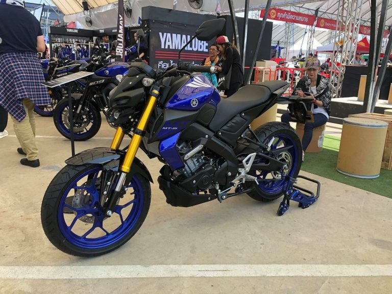 Dijual Segitu di Thailand, Harga Yamaha MT-15 di Indonesia Bisa Lebih Murah 8 Jutaan
