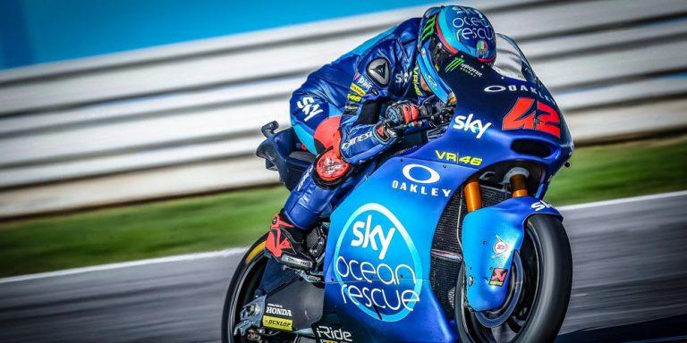 Hasil Race Moto2 Thailand 2018: Murid Valentino Rossi Sapu Bersih Podium 1 dan 2!