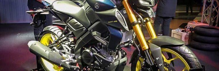 kekurangan Yamaha MT-15