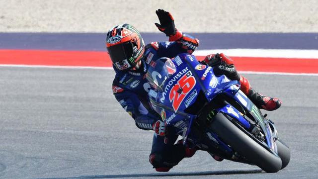 Vinales Menang di Philips Island Sudahi Yamaha Puasa Kemenangan di MotoGP!