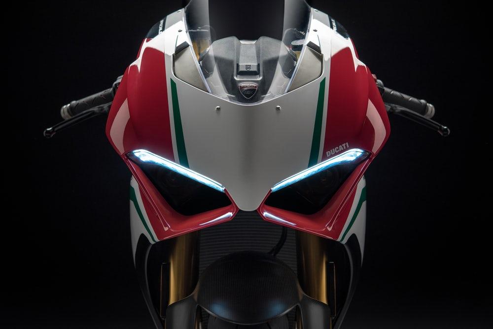 Ducati recall Panigale V4