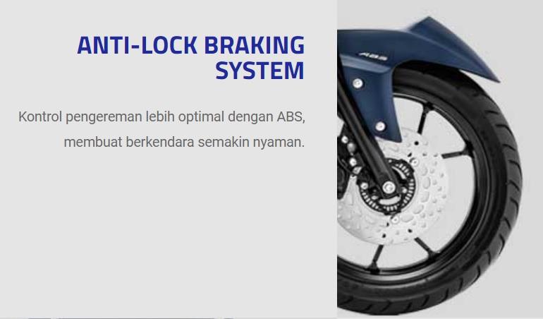 harga Yamaha Lexi S ABS