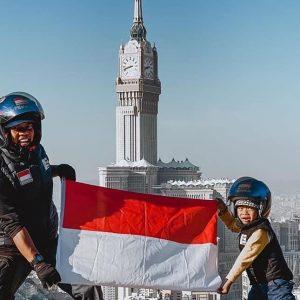 naik NMAX Jambi-Mekkah