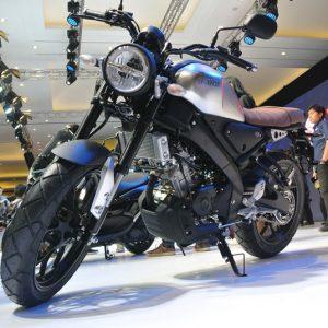 konsumsi BBM Yamaha XSR155