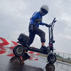 review scooter Kaabo Wolf Warrior