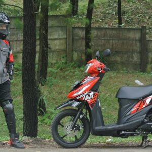 ekspor motor Suzuki 2019