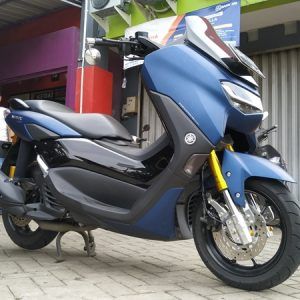 All New NMAX Connected ABS