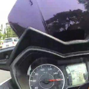 top speed Yamaha XMAX