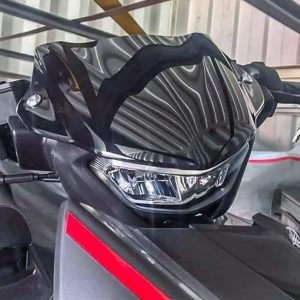Yamaha All New MX King