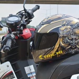 review helm Sircon Taichi
