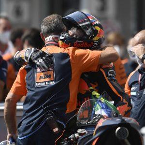 juara MotoGP Brno 2020