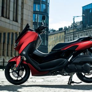 All New NMAX 125 Connected