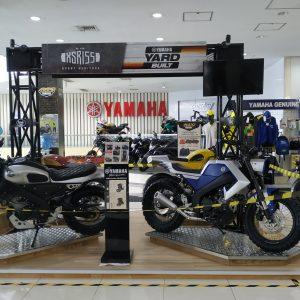 Yamaha Yard Build Indonesia
