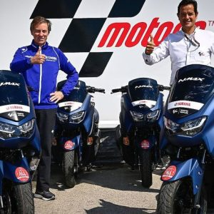 Official Scooter MotoGP 2021