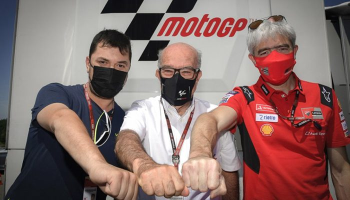 Deal, Aramco Racing Team VR46 Kerjasama Dengan Ducati Selama 3 Tahun!