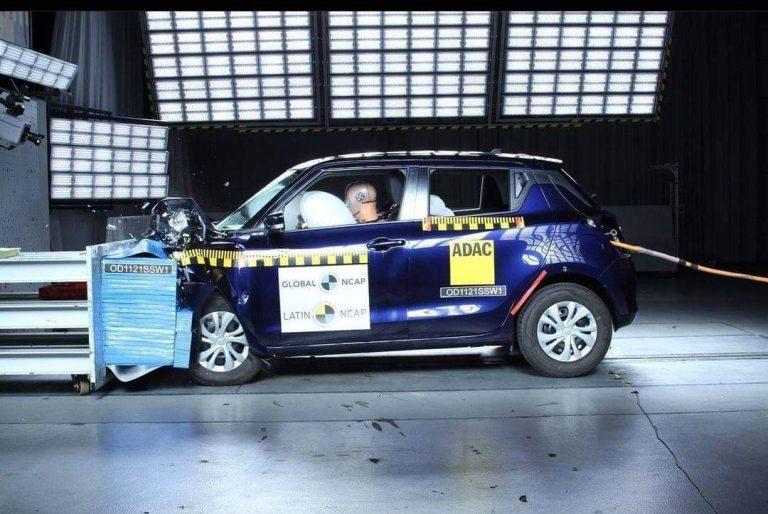 Crash Test Latin NCAP: Rating NCAP Suzuki Swift Made In India & Jepang Jeblok!