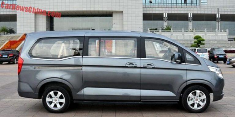 Ini Baru Mobil Keluarga Paling Lega, Isi 9 Kursi Penumpang, Harga Mulai 167 Jutaan!